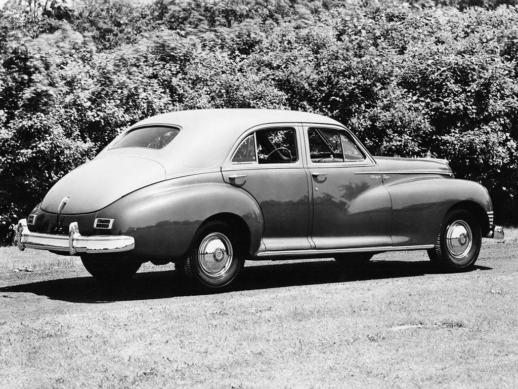 1946 Packard Super Clipper Touring Sedan