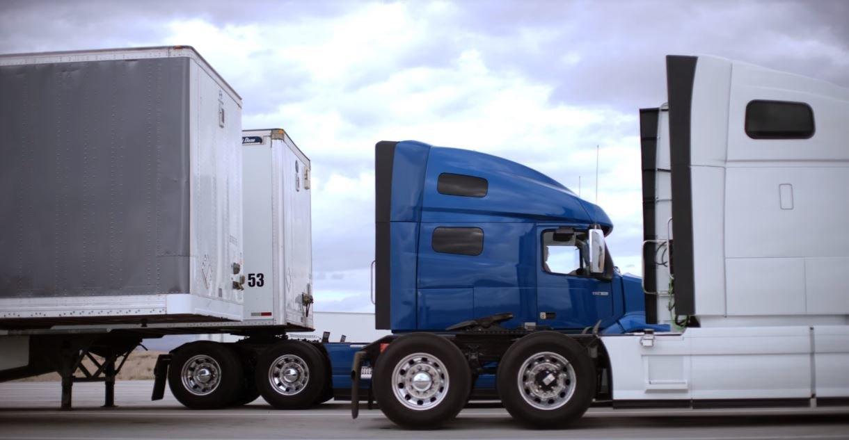 Uber spouští testovací fázi nové autonomní kamionové přepravy