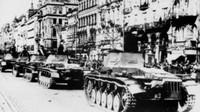 Němečtí vojáci v Praze