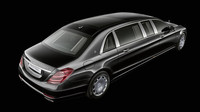 Mercedes-Maybach Pullman S650