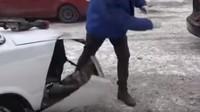 V Rusku řeší problém s parkováním mnohem razantněji