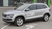 Automobilka Škoda Auto prezentuje program Škoda Handy