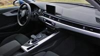 Interiér: Audi A4 Avant Sport 2.0 TFSI g-tron