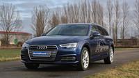 TEST: Audi A4 Avant Sport 2.0 TFSI g-tron, tak trochu jiné šetření - anotační foto