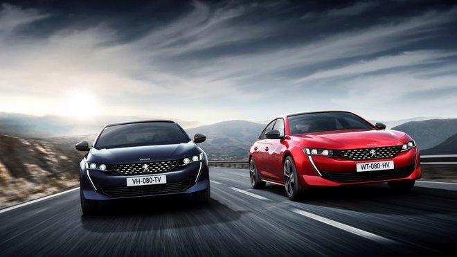 Peugeot 508 získal své první ocenění: Nejlepší sériový vůz ženevského autosalonu.