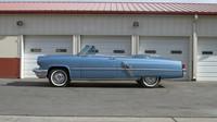 1953 Lincoln Capri Special Custom Convertible