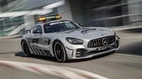 Mercedes-AMG představil vůbec nejvýkonnější Safety Car v historii Formule 1 - anotační foto