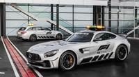 Mercedes-AMG představil nový Safety Car a záchranářský vůz pro závody Formule 1
