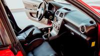 Upravené Subaru Impreza WRX použité během natáčení filmu Baby Driver