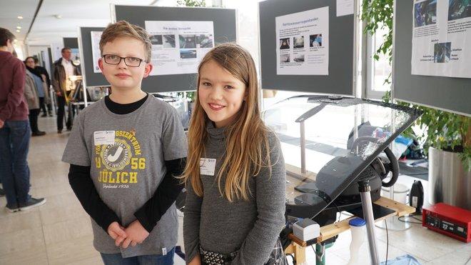Nápad dvou malých dětí získal první cenu v regionální soutěži pro mladé vynálezce