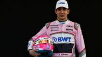Esteban Ocon je nejvyšším z pilotů v F1