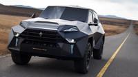 Znáte nejluxusnější SUV světa? Čínský extravagantní Karlmann King vyjde na 41 milionů - anotační foto