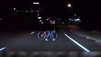 Záběry z autonomního vozidla společnosti Uber