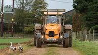 Stig stanovil nový rekord pro nejrychlejší traktor světa