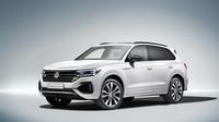 Nový Volkswagen Touareg oficiálně: Revoluce plná luxusu a moderních technologií - anotační foto