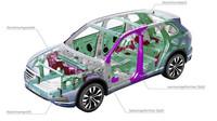 Nový Volkswagen Touareg