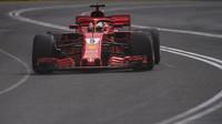 Sebastian Vettel stejně jako loni dokázal v úvodním podniku zvítězit