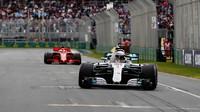 Analýza sektorů: Hamilton překonal rekord okruhu, využití zvláštního módu v kvalifikaci popírá - anotační foto
