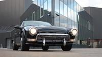 Znovuzrozený GAZ 21 kabriolet nalezl své kořeny v roadsteru Mercedes-Benz SLK