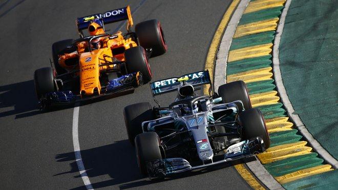 Mercedes poskytne své motory McLarenu, přibude mu tvrdý soupeř