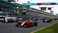 Liberty Media dnes v Bahrajnu představila svou vizi F1