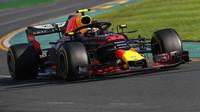 Max Verstappen je s rychlostí Red Bull v závodu spokojený, horší to je v kvalifikaci