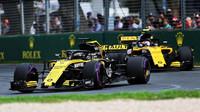 Nico Hülkenberg a Carlos Sainz ve Velké ceně Austrálie 2018