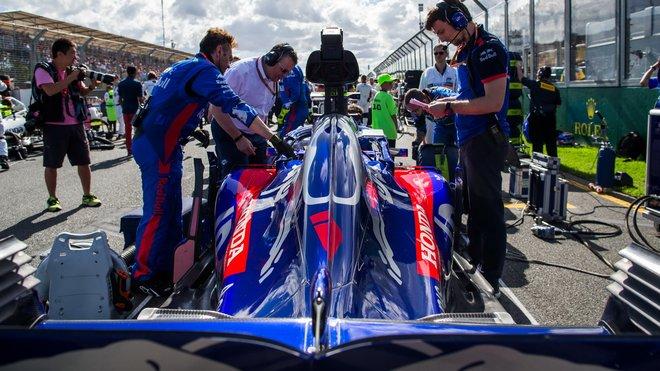 Toro Rosso a Honda musejí řešit ožehavou otázku