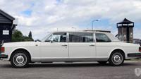 Klasická limuzína Rolls-Royce Silver Spur