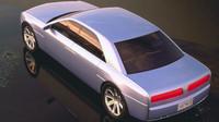 Koncept Lincoln Continental Concept z roku 2002