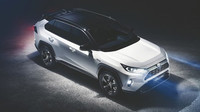 Nová Toyota RAV4 páté generace