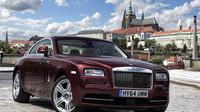"""Rolls-Royce Motor Cars Prague získalo prestižní ocenění """"Nejlepší dealer"""
