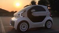 Čínský městský elektromobil LSEV