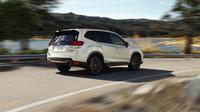Nové Subaru Forester 2019