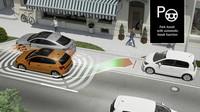 Volkswagen v současnosti nabízí téměř dokonalé zaparkování vozu pomocí systému Park Assist 3.0