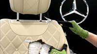 Jak funguje masážní sedadlo v Mercedesu?