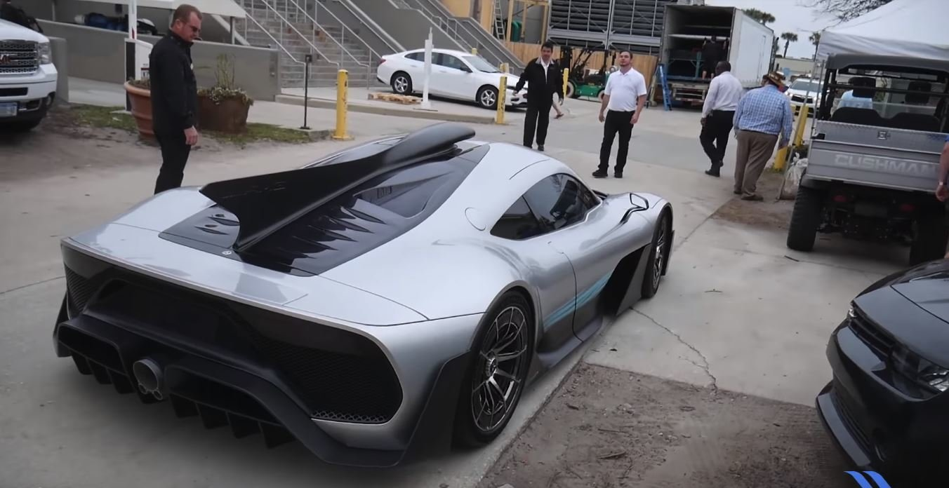 Prototyp Mercedes-AMG Project One
