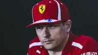 Kimi Räikkönen musel odstavit vůz předčasně