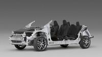 Nová Toyota Auris sdílí platformu s modelem Prius