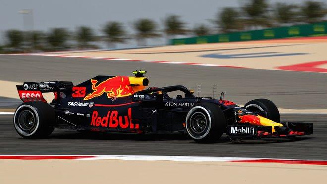 Max Verstappen v kvalifikaci havaroval a čeká ho start z hloubi pole