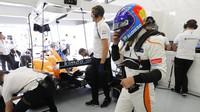 Fernando Alonso o tomto víkendu změní kombinézu i vůz - z F1 přesedá do LMP1