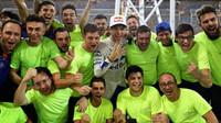 Pierre Gasly se raduje s fenomenálního 4. místa v závodě v Bahrajnu
