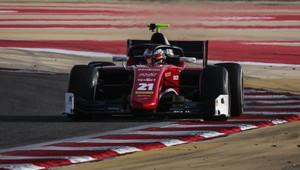 Antonio Fuoco z juniorského programu Ferrari startuje ve Formuli 2 s týmem Charouz Racing Systém