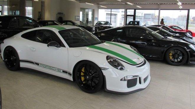 """Raritní Porsche 911 R je na prodej za """"dostupnější"""" ceny"""