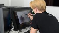 Žáci podnikového učiliště staví studii kabrioletu Škoda Karoq