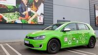 Kaufland e-Rally Team nasadí do závodů unikátní elektrický Golf GTI
