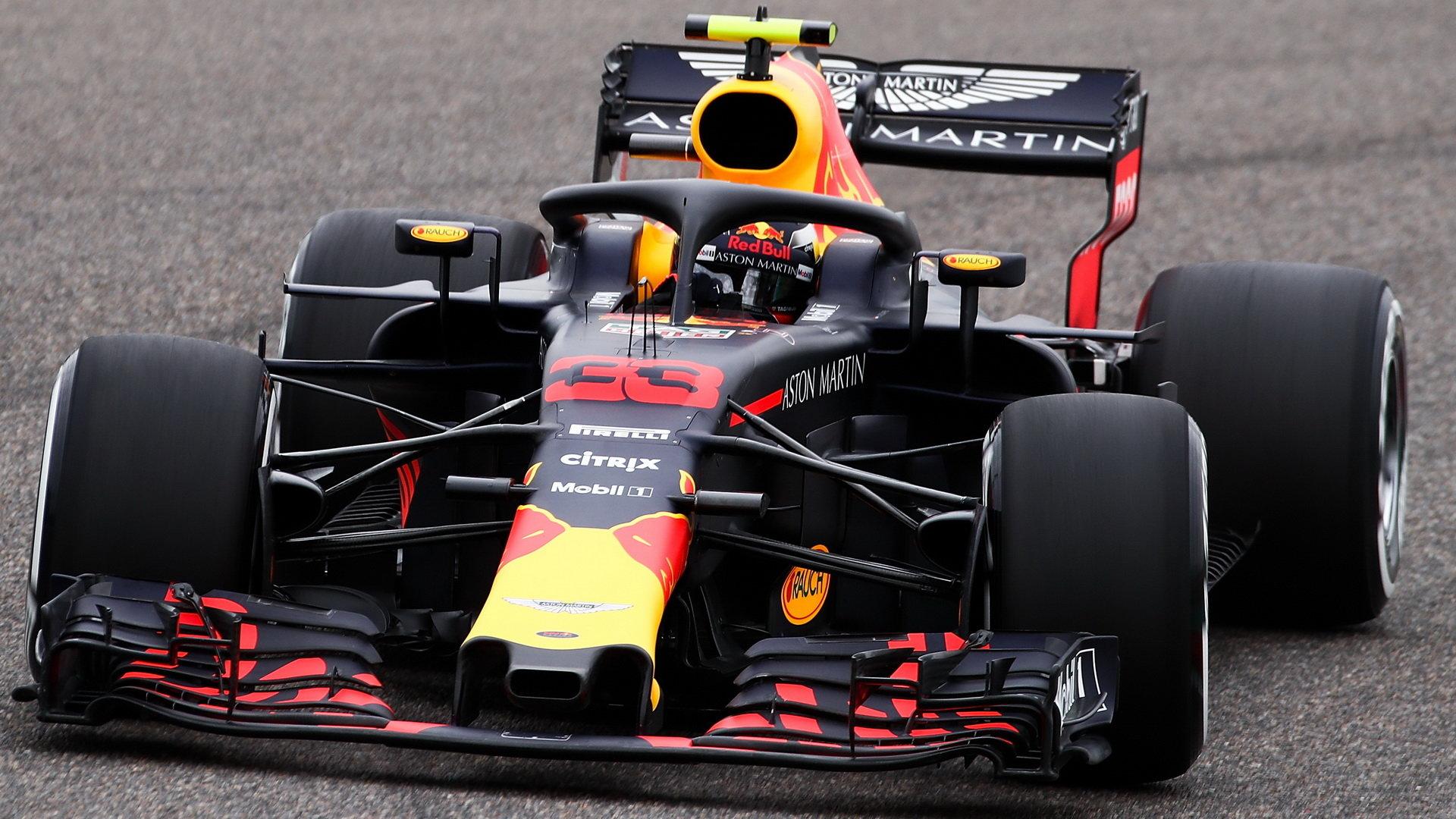 Max Verstappen mu jej ale bohužel zničil