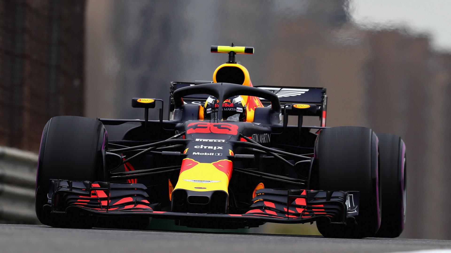 Max Verstappen v Číně nepředvedl nejlepší odhad