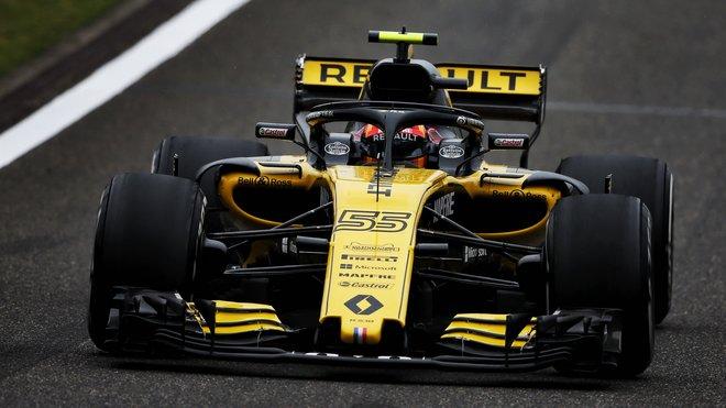 """""""Odložené dítě"""" Carlos Sainz je u Renaultu spokojený"""