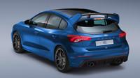 Návrh nové generace Fordu Focus RS